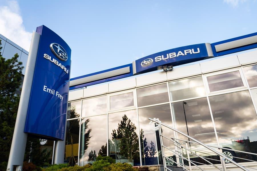 Subaru Air Conditioning Forester/Impreza Repairs -